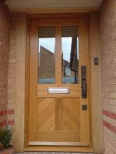 Belfry Door