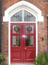 Victorian 3 Panel Door