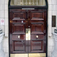 Georgian Doors: Nottingham-based office doors