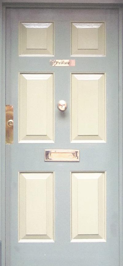 6-Panel Georgian Door