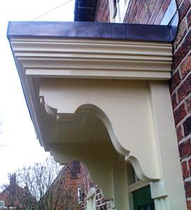 Porch detail