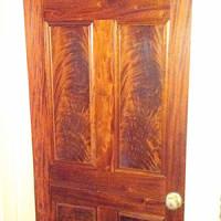 Bespoke Internal Door with Geogian 6-panel design