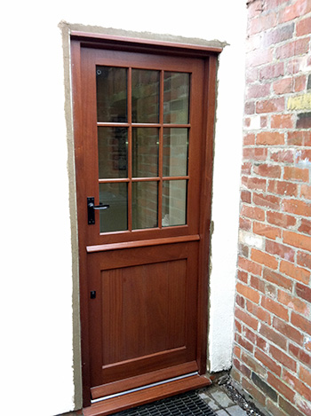 custom stable door