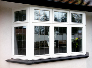 Wooden Storm-proof casement windows