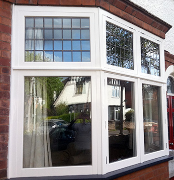 Flush Casement Windows Nottingham West Bridgford Wooden