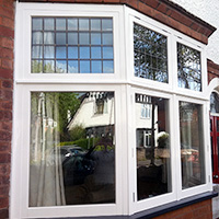 Wooden Flush Casement Windows