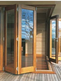 Sliding Patio (Bi-Fold) Doors • Old English Doors