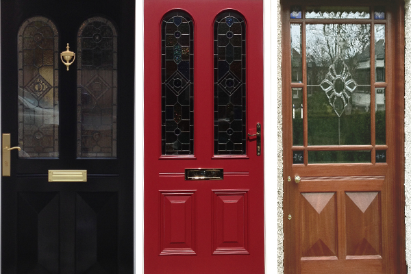 examples of our Victorian front doors