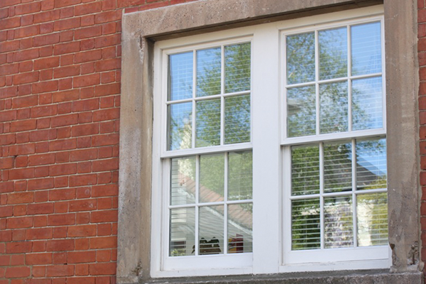 Spiral balance sash wooden windows West Bridgford Nottingham