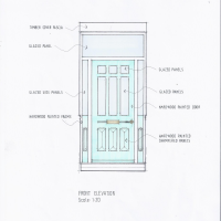 How our bespoke door design service works