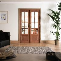Internal Double Doors