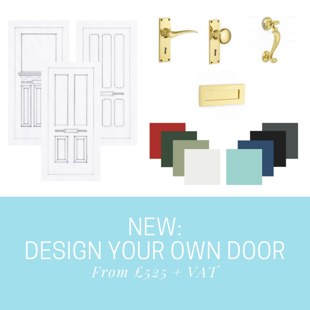 Design your own front door