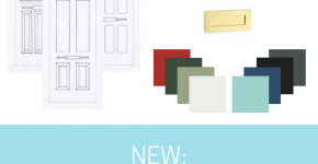 New: Design your dream door with our handy tool