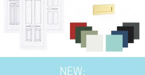 New: Design your dream door with our handy tool