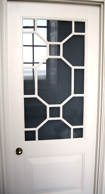 Georgian Internal Door with Astral Glazing