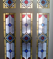 Edwardian Stained Glass