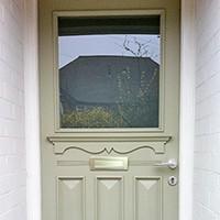 1920s front door