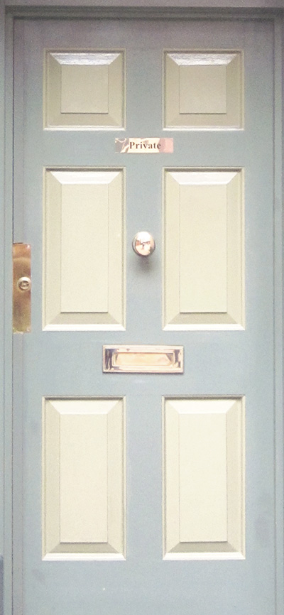 6-Panel Georgian Door