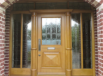 Greek Revival Style Door