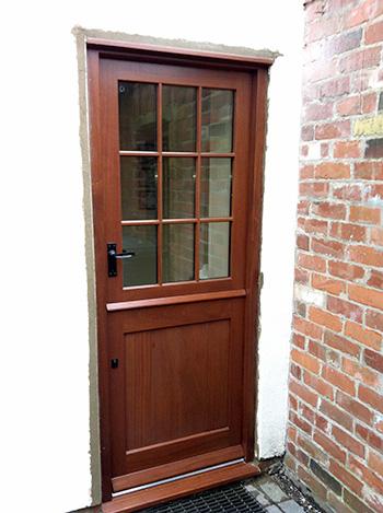 custom stable door