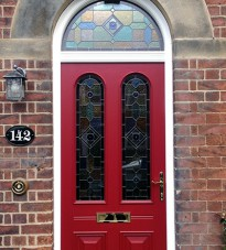 "From our ""Grand"" Victorian doors range"