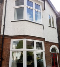 Traditional Flush Casement Windows