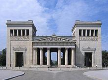 Greek Revival Architecture in Munich