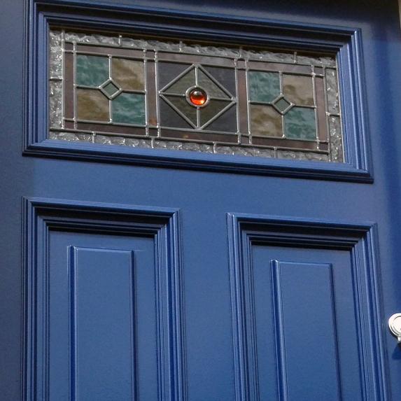 5 Panel Georgian Front Door Old English Doors Nottingham