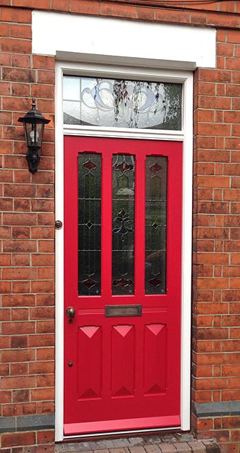 9-Panel Edwardian Front Door
