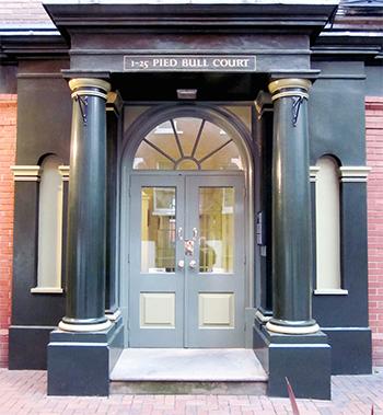 Georgian Double Doors With Fanlight Old English Doors