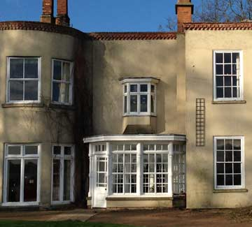 Mixed windows on period property