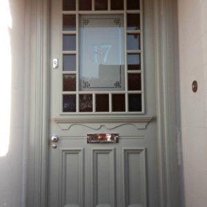 1930s Devonshire Door