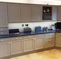 How To Paint Wooden Kitchen Cupboard Doors
